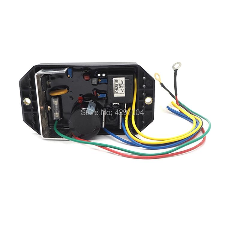 цена на Match Generator AVR Single Phase KI-DAVR-150S for Kipor Generator in stock