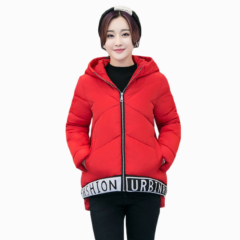 2018 NEW HOT SALE WOMEN WINTER JACKER SHORT LOOSE PLUS SIZE THICKEN WARM FEMALE PARKAS COTTON WADDED COAT HIGH QUALITY ZL577