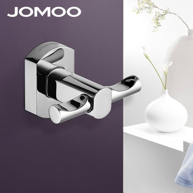 JOMOO Wandmontage Messingschroom Kapstok Robe Haken Keuken Badkamer ...