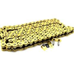 530*120 pièces De Moto Chaîne 530 Or Chaîne à Joints Toriques 120 Lien UNIBEAR lien chaîne Adapte pour SUZUKI Hayabusa GSXR1300 1999-2007