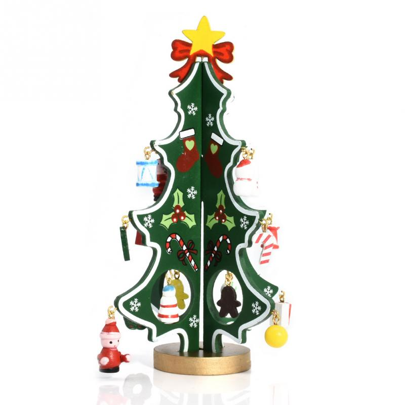 DIY Christmas Tree with Ornaments Children Christmas Gifts for 2018 ...