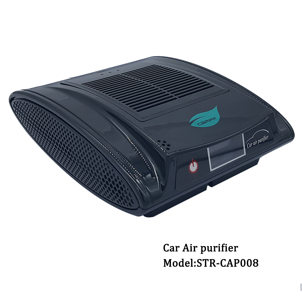 Здесь можно купить  Car Air purifier with aroma stick,intelligent air quality control with LCD display powered by car adapter Car Air purifier with aroma stick,intelligent air quality control with LCD display powered by car adapter Бытовая техника