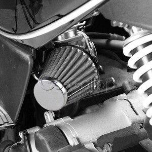Image 2 - Custom 4PCS 35mm 39mm 48mm 50mm 52mm 54mm 60mm Air Filters Pod Cleaner For Honda Kawasaki Suzuki Yamaha
