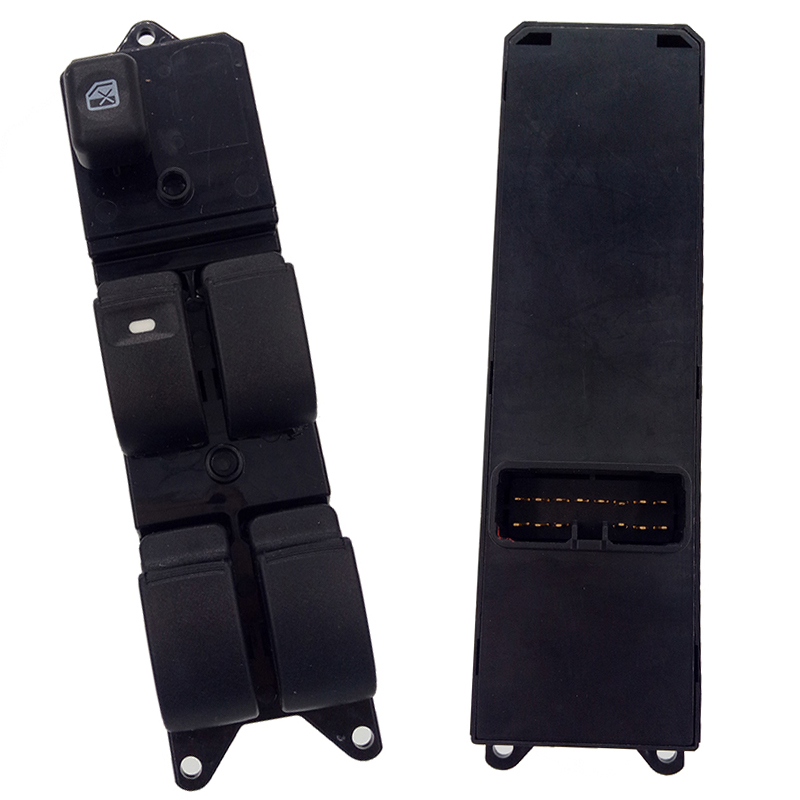 High quality Window Driver Side Switch For Mitsubishi Pajero Montero III 3 Lancer Triton L200 Sport