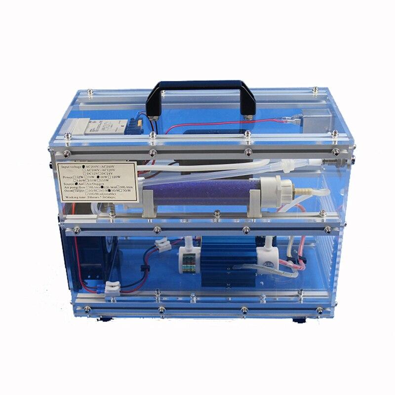 CE EMC LVD FCC factory outlet negozi BO-515QY regolabile generatore di ozono acqua aria generatore di ozono medico con timer 1 pzCE EMC LVD FCC factory outlet negozi BO-515QY regolabile generatore di ozono acqua aria generatore di ozono medico con timer 1 pz