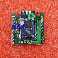 Bluetooth 4 0 CSR8645 Amplifier Board 5W 5W APT X Stereo Receiver Amp Module