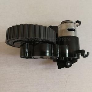 Image 5 - Sinistra Destra ruota per robot aspirapolvere ilife a4 a4s a40 X451 robot Parti per Vaccum cleaner ilife a4 a4s ruote include il motore