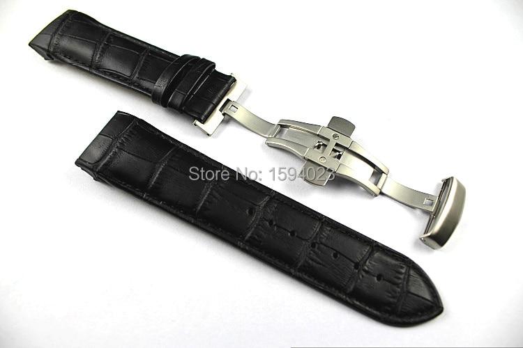 24 mm (hebilla 22 mm) T035627 T035614A Hebilla de mariposa de plata - Accesorios para relojes - foto 5