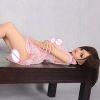 Настоящее Силиконовые 100 см секс куклы Одежда высшего качества реалистичные большой груди кукла любовь реальность Оральный Вагинальный ан