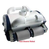 ICleaner 120 скалолазание и пульт дистанционного управления умный Бассейн очиститель, автоматический Бассейн Очиститель робот без Caddy Cart