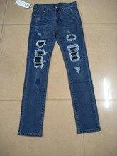 Kualitas kurus denim jeans