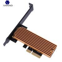 Key M 2 NVMe SSD NGFF Type To PCIE PCI E PCI Express 4X Adapter Card