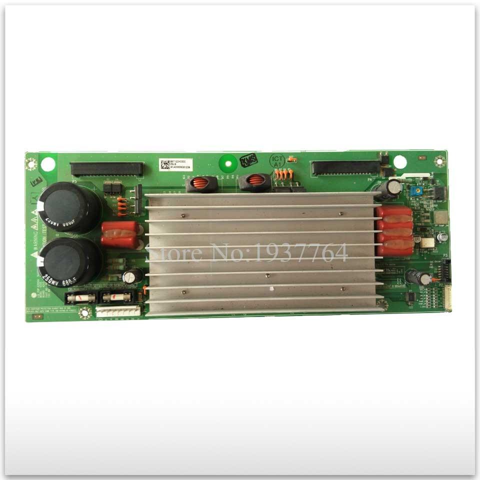95% new original for board Plasma 42V5 Z sus driver board 6871QZH030B 6870QZE009H 6870QZE009G original tnpa5082ap plasma tv z board