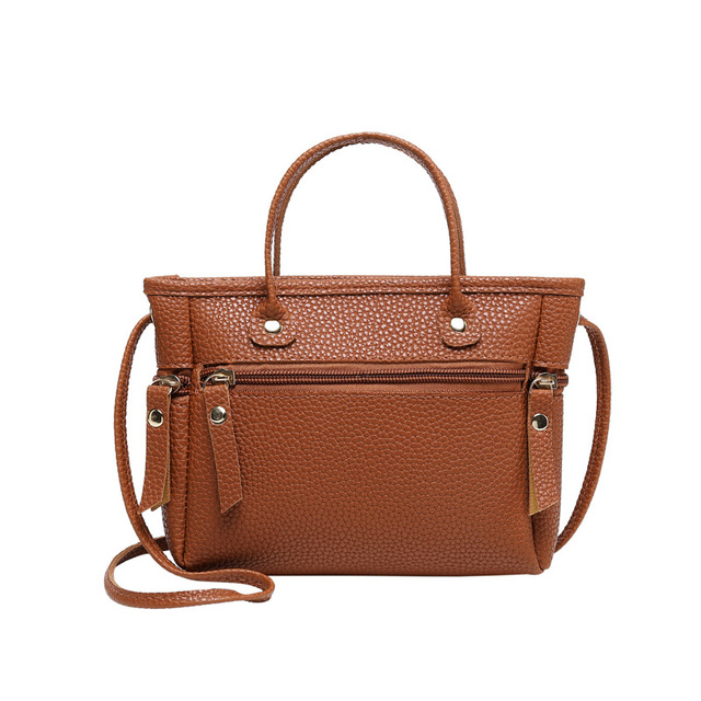 Women's Leather Crossbody Mini Bag