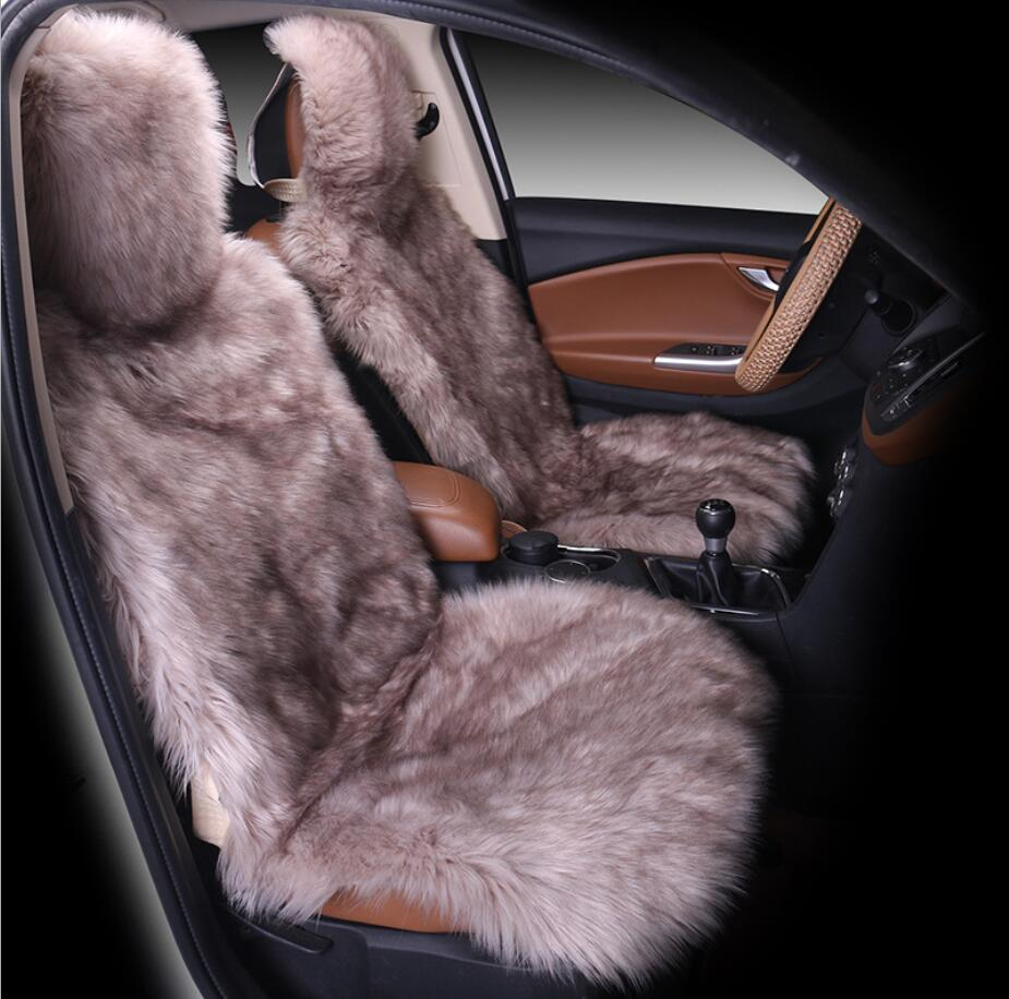 5 seats the back Long Hair car seat cover,Natural fur sheepskin car seat covers universal size, car seat cove set for car kia 5 seats the back Long Hair car seat cover,Natural fur sheepskin car seat covers universal size, car seat cove set for car kia