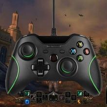 Wired USB Controller For Microsoft Xbox One Controle Gamepad Joystick Mando For Xbox One Slim/For Windows PC Joypad Accessory