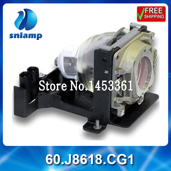 Compatible projector lamp 60.J8618.CG1 for PB6100 PB6200 compatible 28 050 u5 200 for plus u5 201 u5 111 u5 112 u5 132 u5 200 u5 232 u5 332 u5 432 u5 512 projector lamp