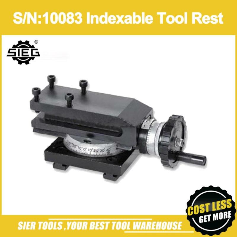 S/N: 10083 Сменные инструмент Отдых/горизонтальный слайдер/SIEG C1/M1/C1A держатель инструмента