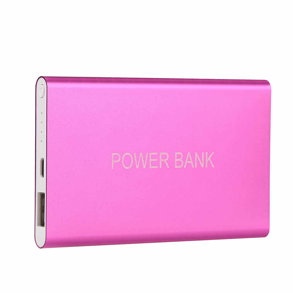 NEW  Best Price 12000mAh Portable USB Battery Charger Power Bank for Iphone Smart Cell Phones Includes A Charging Cable Battery