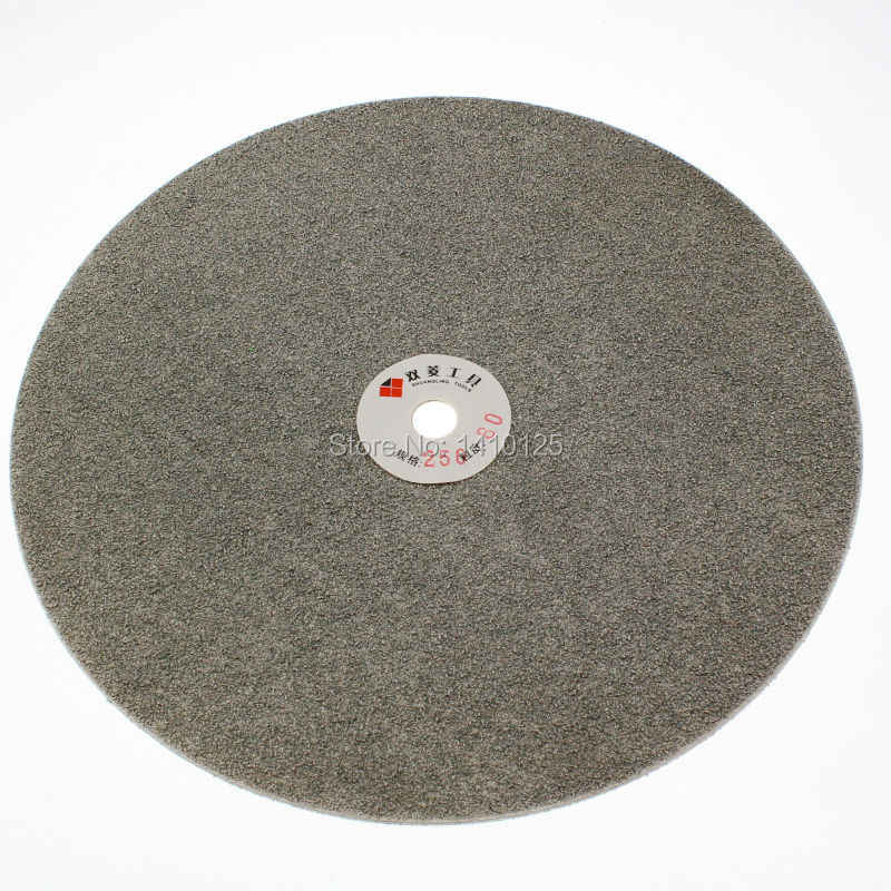 10 inch 250 mm Grit 80 Coarse Electroplated Diamond coated Flat Lap Disk Grinding Polishing Wheel Jewelry Glass Rock Ceramics 150 diamond grinding wheel flat shaped wheel electroplated diamond grinding wheel 200 32 10 10 150
