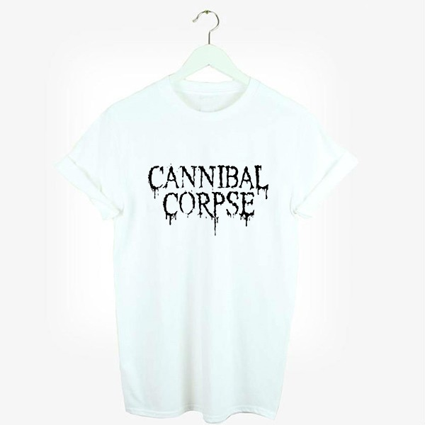 Cannibal Corpse Black t-shirt 19