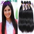 10A Brazilian virgin hair wig for black women natural color straight rosa human hair extension 4pcs brazilian hair weave bundles