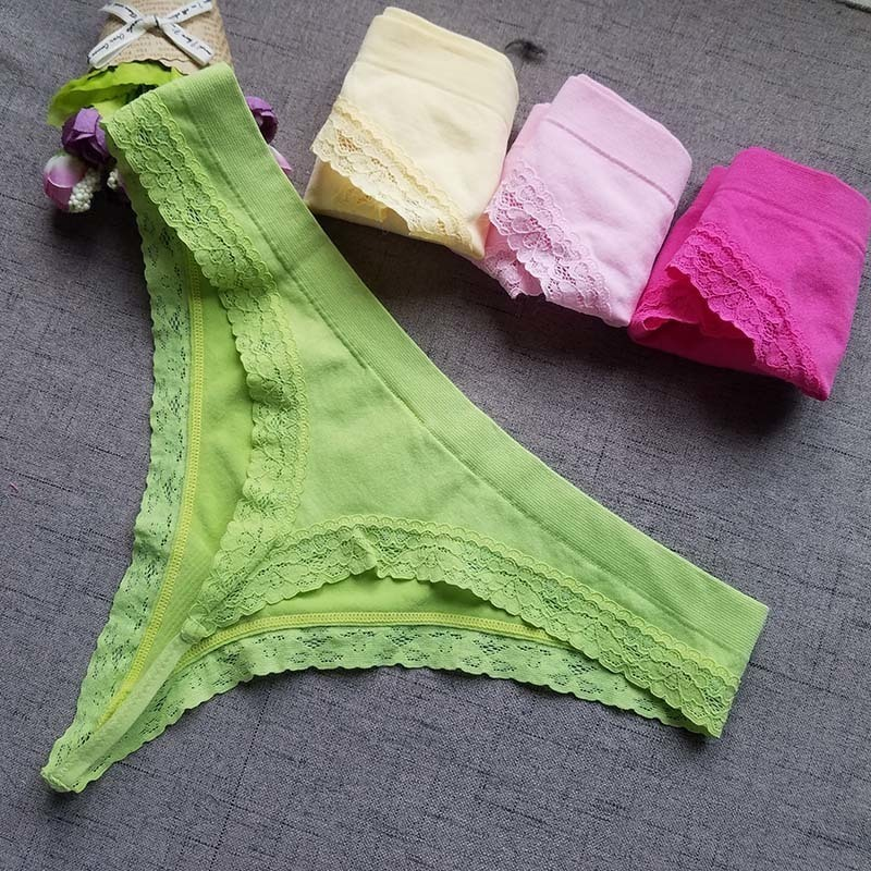 173d0a5e8f4 Dropwow 3XL BIG SIZE women temperament sexy underwear ladies panties ...