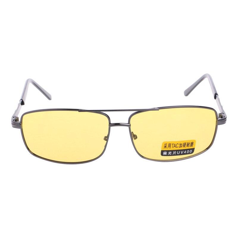 Yellow Sunglasses Lens Polarized Night Vision Driving UV 400 Eyewear Glasses GRT