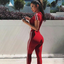 Active Fitness Tracksuit For Women Yoga Set Workout Clothing Paded Gym Slim Running Leggings+Tops Sport Suit