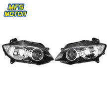 For 04-06 Yamaha YZF-R1 YZFR1 Motorcycle Front Headlight Head Light Lamp Headlamp Assembly 2004 2005 2006 все цены