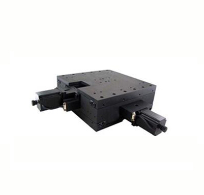 PT-XY170 XY 300*300 Linear Stage Motorized Microscope Stage Electric XY Integral Combinating Platform 170mm Travel linear table bes sale top quality microscope xy measuring stage x y moving stage xy working stage used for inspection microscopes
