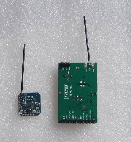 Direct 2.4G model car remote wireless video transmission in wireless audio and video transmitting and receiving module vladimir kulyukin and tharun tej tammineni digital labeling and narrative mapping in mobile remote audio signage