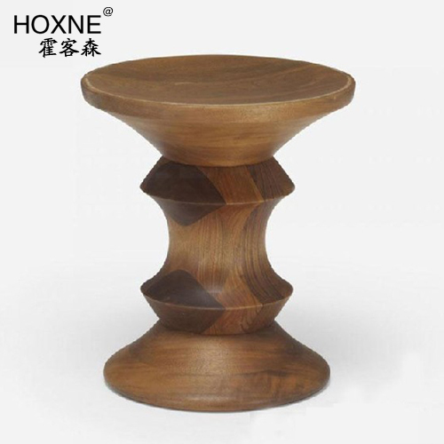 Huo Sen Eames Stool Off The Corner A Few Solid Wood Coffee Table Eames  Several Classic