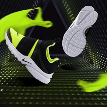 Original NIKE PRESTO EXTREME Boys Kids Running Shoe Slip On Lightweight  Damping Children Casual Sport Sneakers