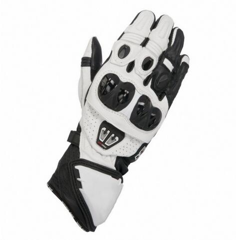 Free shipping 2018 New Black White GP PRO R2 Riding Long Gloves Racing Motorbike Motocross Leather GlovesFree shipping 2018 New Black White GP PRO R2 Riding Long Gloves Racing Motorbike Motocross Leather Gloves