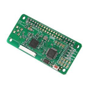 Image 5 - نقطة اتصال مجمعة MMDVM V1.7 تدعم P25 DMR YSF NXDN + التوت pi صفر ث + OLED + هوائي + بطاقة SD 16G + حافظة