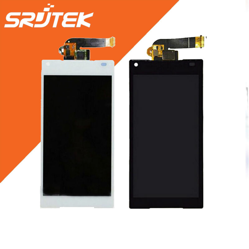 ФОТО New LCD Display 4.6''  For Sony Xperia Z5 Compact mini E5803 E5823 Touch Screen with Digitizer Assembly