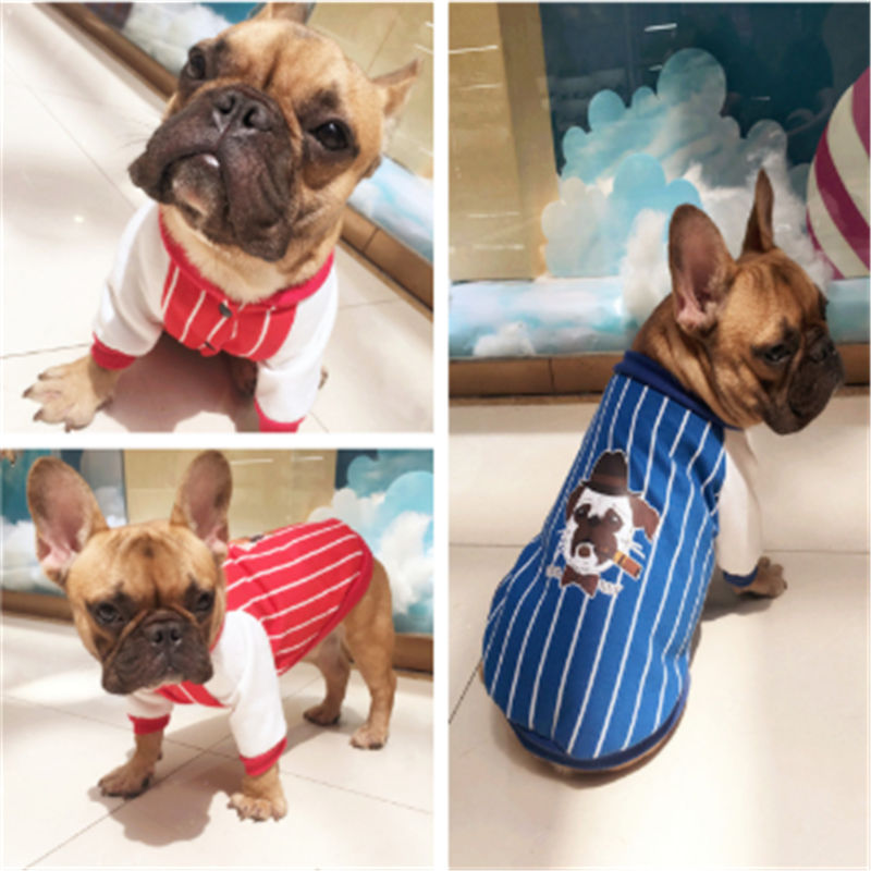 New Autumn Dog Clothes for Small Dogs Chihuahua Coat Warm Cotton Puppy Cat Sweaters Apparel Pet Clothing coat in Dog Coats Jackets from Home Garden