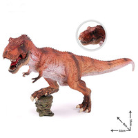 King Tyrannosaurus Rex Toy Dinosaur Model Jurassic World Park