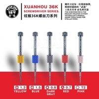 XUANHOU 36 18K 多機能分解オープニングツールアップルの携帯電話の修理ドライバーツール磁気力