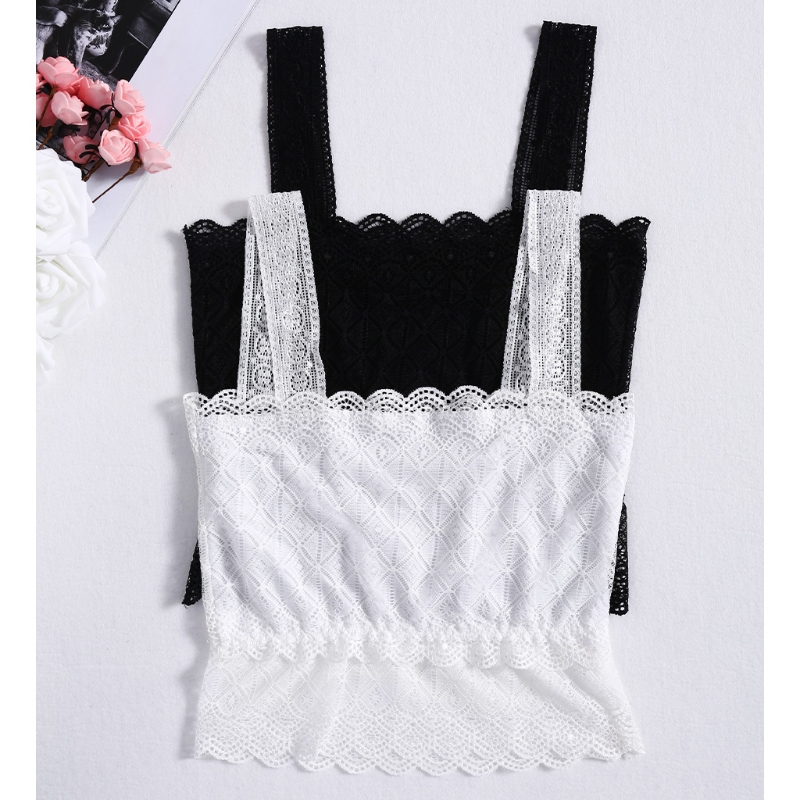 Young Girls Lace Bra Puberty Teenage Comfortable Thin Cup Lingerie Underwear-M20