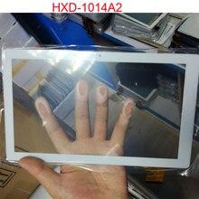 """251x150mm 10.1 """"pulgadas HXD-1014 HXD-1014A2 ZP9193-101 Ver.0 ZP9193 101d Neón de 101 para Archos Tablet táctil pantalla de Cristal Digitalizador"""