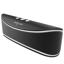 2016 New Zealot S2 Portable Bluetooth Wireless Music Speaker TF card/USB Flash Drive FM radio Strong Bass Stereo with Mic