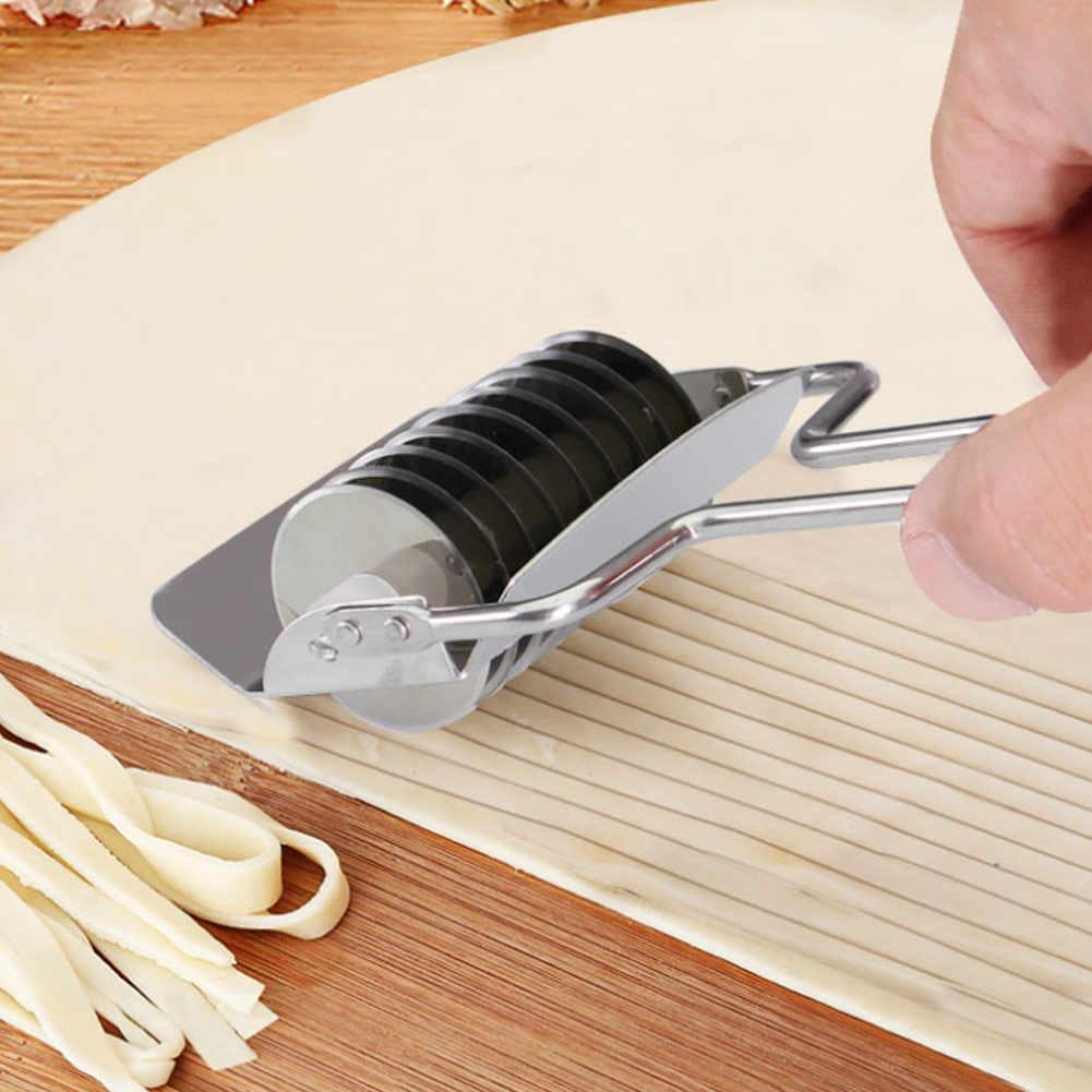 Cebola Cebola Coentro Alho Cortador Corte Pressionando Máquina de Macarrão de Aço Inoxidável Cozinha Ferramenta Da Cozinha Gadget DTT88
