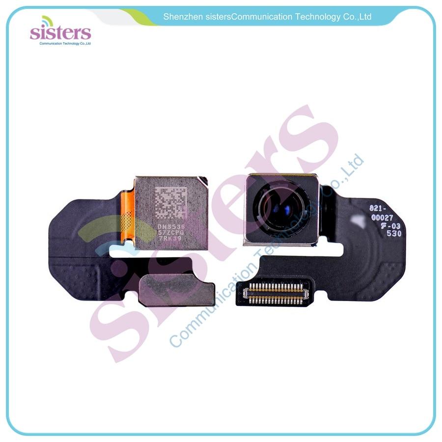 10 pcs/lot vente en gros, partie de Module de caméra arrière Cam Flex pour Apple iPhone 6 s 4.7 pouces