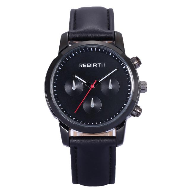2016 RENACIMIENTO mujeres de la marca man sport luxury reloj clásico con estilo casual de negocios de moda señoras reloj de cuarzo reloj de regalo amantes wa