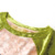 Elf sack primavera 2017 mulheres cor bloqueio manga comprida camisas de veludo em torno do pescoço do tigre impresso patchwork pullovers casual tops