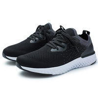 Fashion Sport Outdoor Breathable Black Whitte Pink Sneakers Women Shoe Woman Shoes Sports Shoes