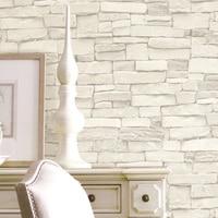 Imitation Brick Wall Wallpaper Wall Brick Wallpaper 3D Three Dimensional Bar Clothing Store Personalized Wallpaper