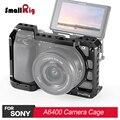 Клетка для камеры SmallRig A6100 для Sony A6400  с отверстием для установки Arri  резьбовые отверстия 1/4 3/8 для аксессуаров  крепление 2310
